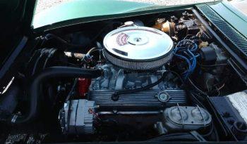 Chevrolet Corvette LT1 C3 BJ 1972 Grün/Braun voll