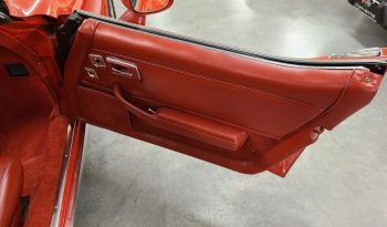 Chevrolet Corvette C3 BJ 1981 Rot/Rot voll