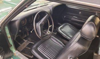 1969 Ford Mustang Grün voll