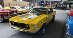 1968 Ford Mustang Gelb