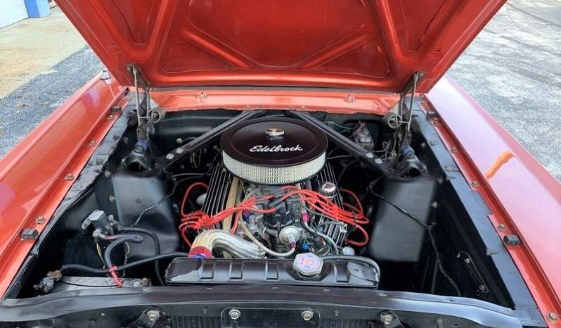 Ford Mustang Fastback BJ 1966 Orange Kupfer voll