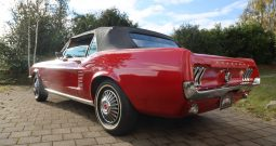 Ford Mustang Cabrio BJ 1967